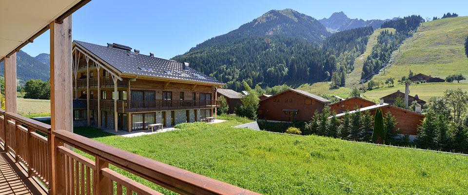 residence mont blanc alpine estate romex la chapelle d abondance