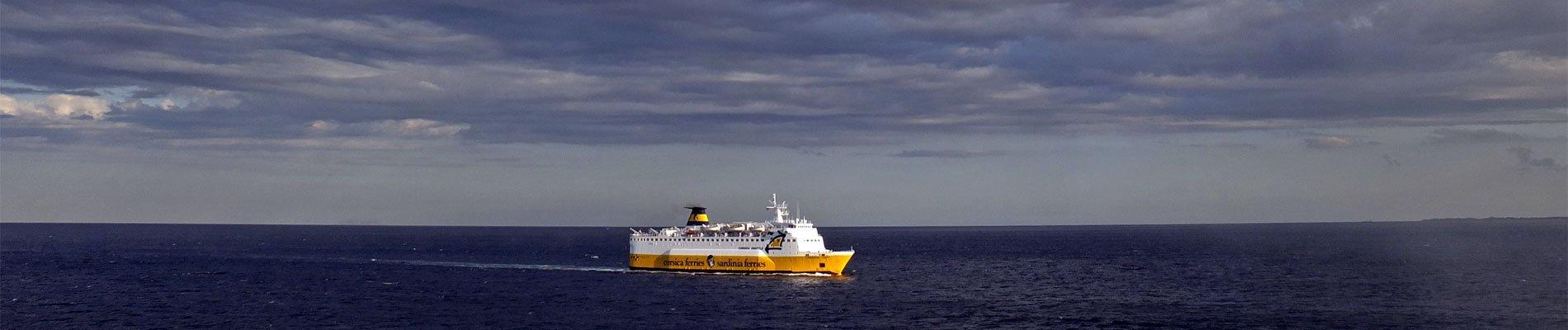 corsica ferries overtocht