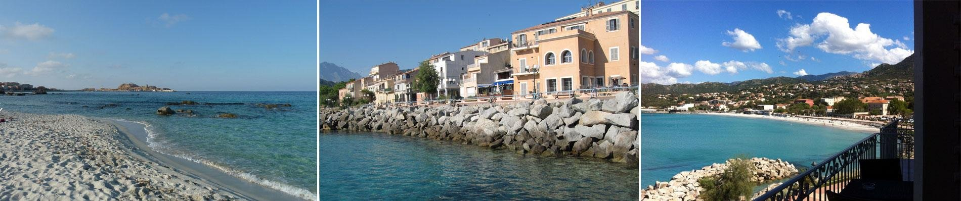 Hotel Perla Rossa Calvi Ile Rousse Balagne Corsica