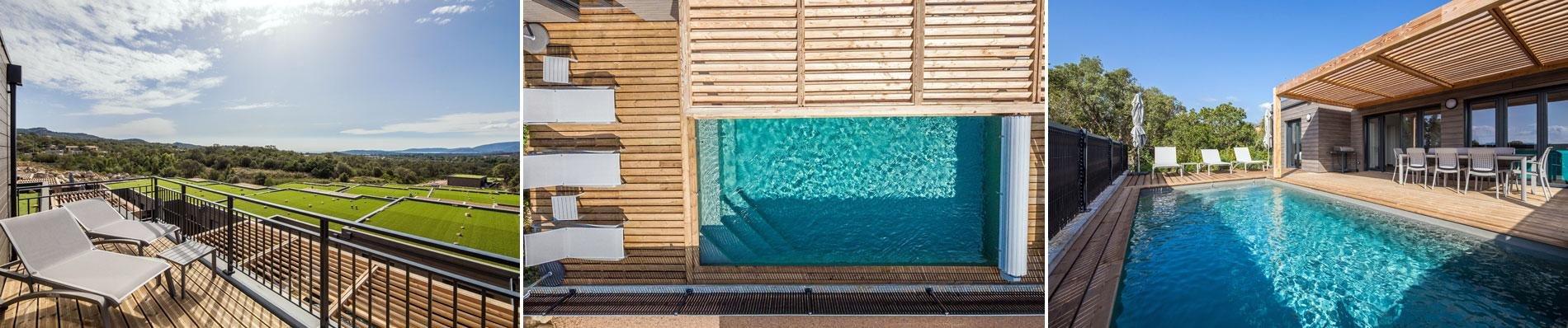 villa zwembad corsica pv arsella